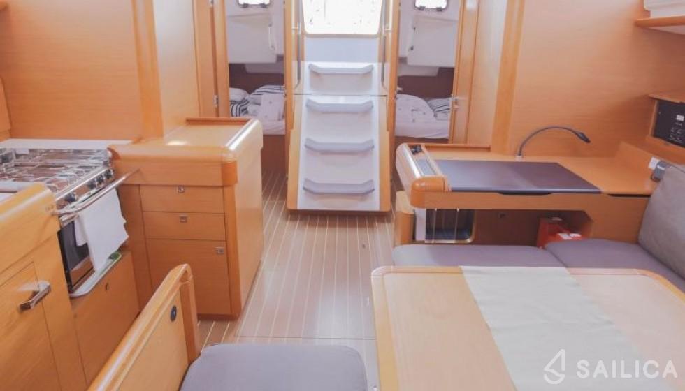 Sun Odyssey 519 - Sailica Yacht Booking System #8
