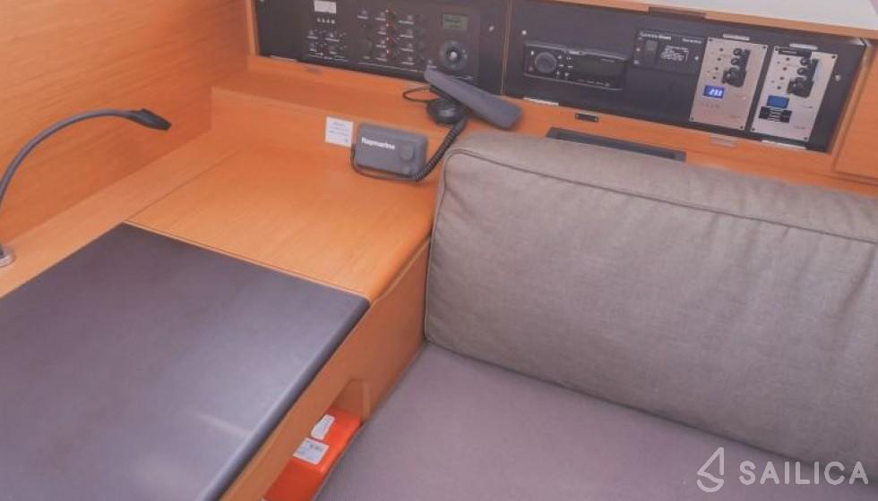 Sun Odyssey 519 - Sailica Yacht Buchungssystem #12