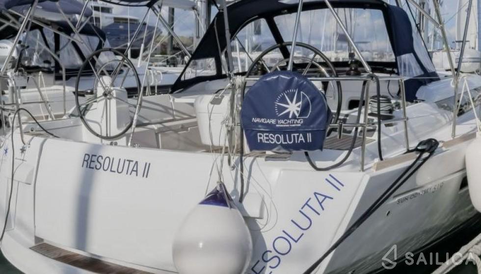 Sun Odyssey 519 - Sailica Yacht Buchungssystem #4
