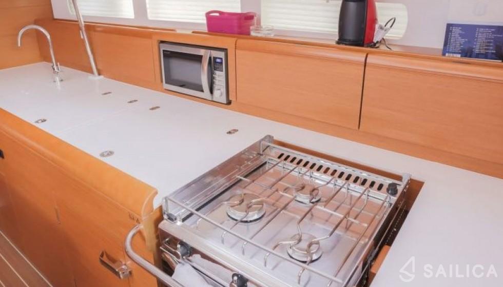 Sun Odyssey 519 - Sailica Yacht Buchungssystem #14