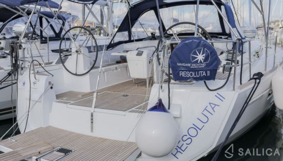 Sun Odyssey 519 - Sailica Yacht Buchungssystem #5