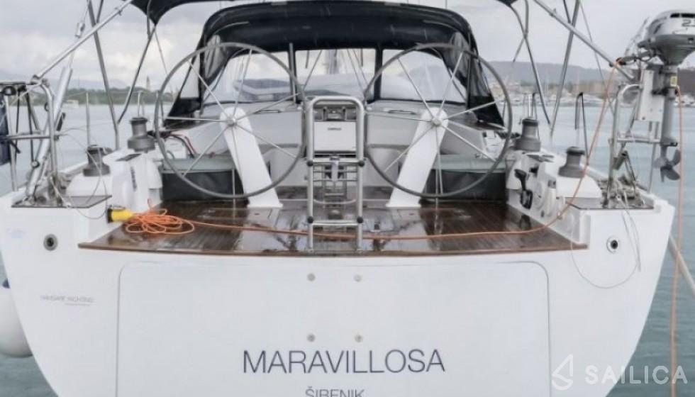 Hanse 545 - Yacht Charter Sailica