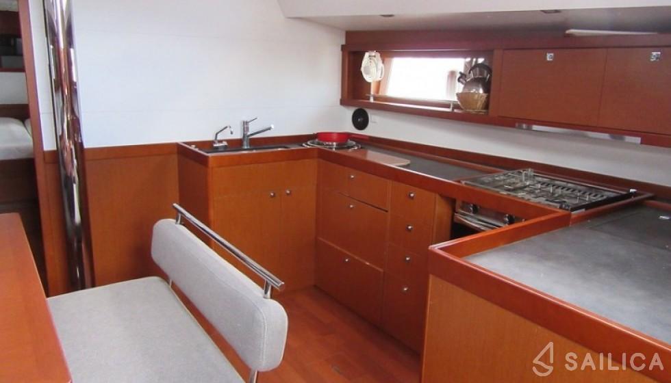 Oceanis 48-4 - Sailica Yacht Buchungssystem #6