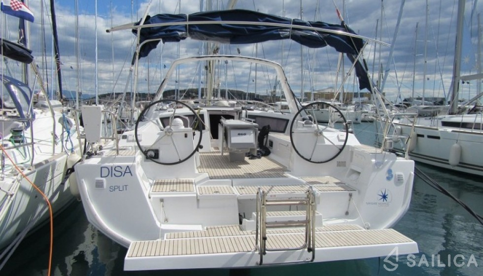 Rent Oceanis 48-4 in Croatia - Sailica