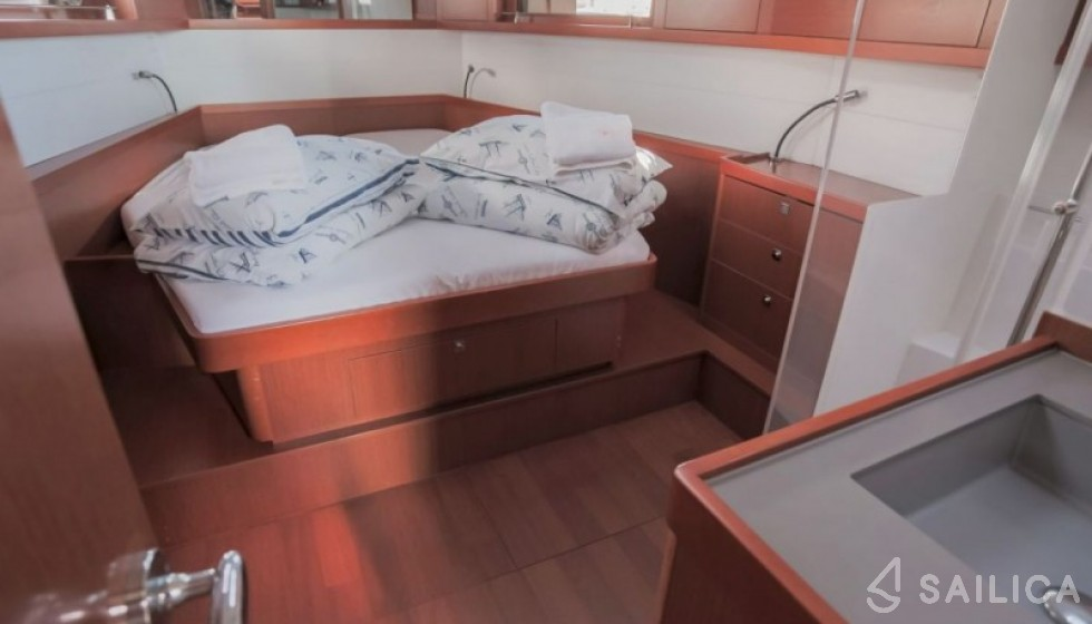 Oceanis 48-4 - Sailica Yacht Buchungssystem #8