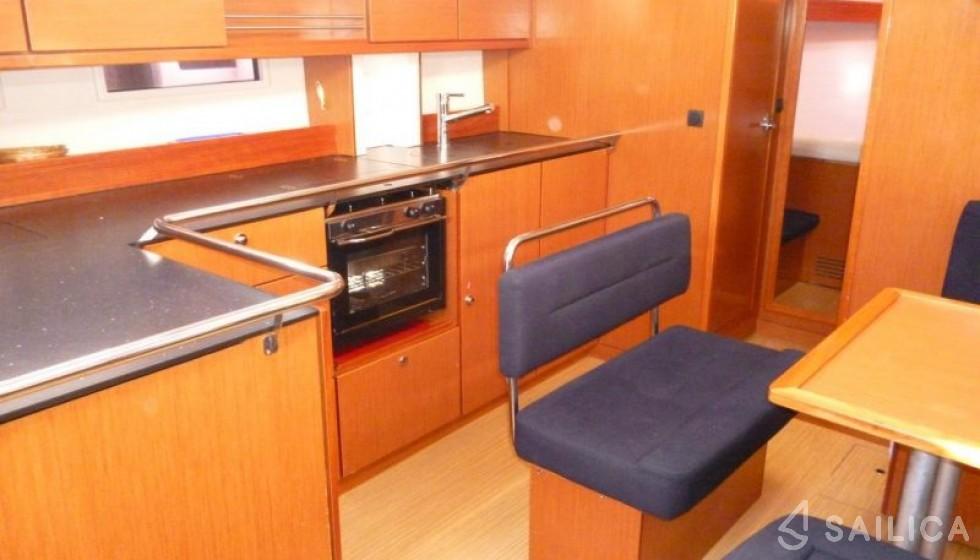 Bavaria Cruiser 45 - Система Бронирования Яхт Sailica #5
