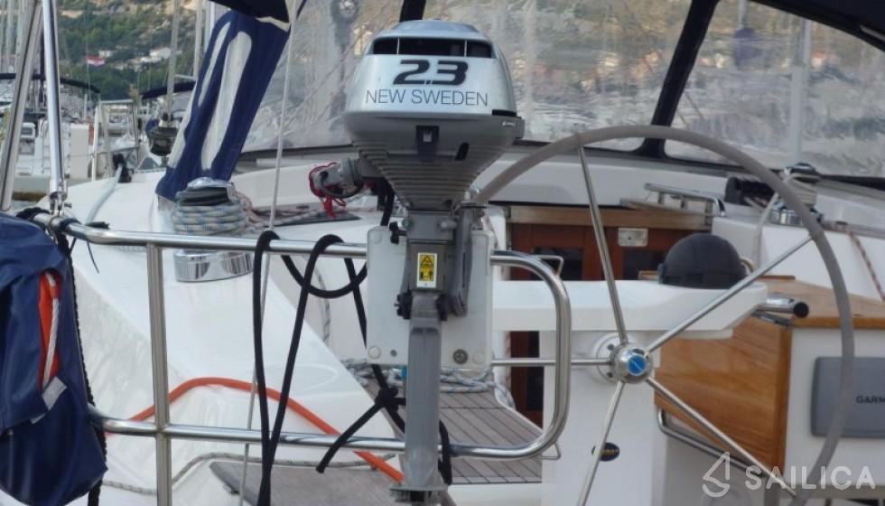 Bavaria Cruiser 45 в Марина Баотич - Sailica