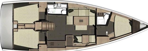Dufour 412 GL - Yacht Charter Sailica