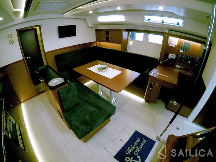 Hanse 505 - Yacht Charter Sailica