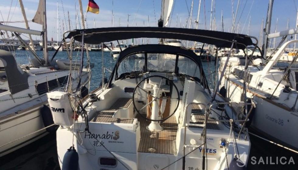 Beneteau 34 - Yacht Charter Sailica