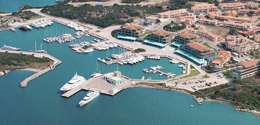 Marina di Olbia - Yacht Charter Sailica