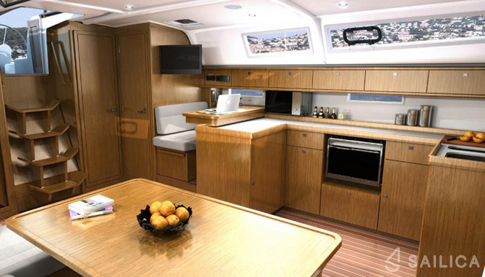 Bavaria Cruiser 51 - Sailica Yacht Booking System #9