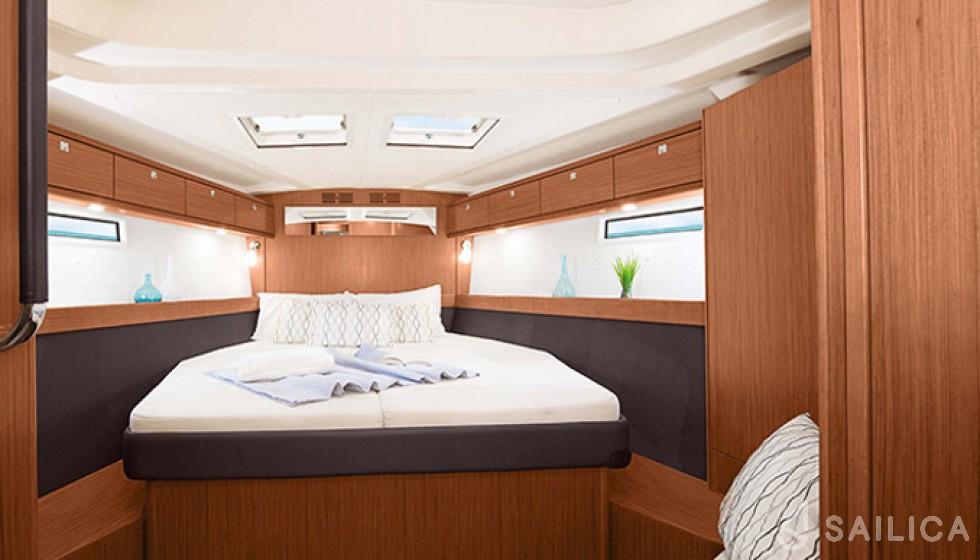 Bavaria Cruiser 51 - Sailica Yacht Booking System #11
