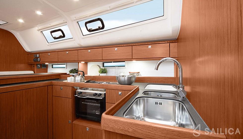 Bavaria Cruiser 51 - Sailica Yacht Booking System #16