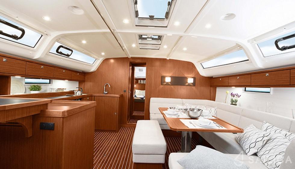 Bavaria Cruiser 51 - Sailica Yacht Booking System #7