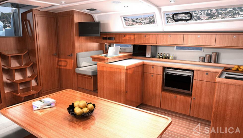 Bavaria Cruiser 51 - Sailica Yacht Booking System #12