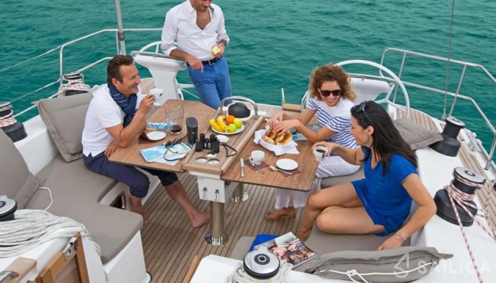 Bavaria Cruiser 51 - Sailica Yacht Booking System #17
