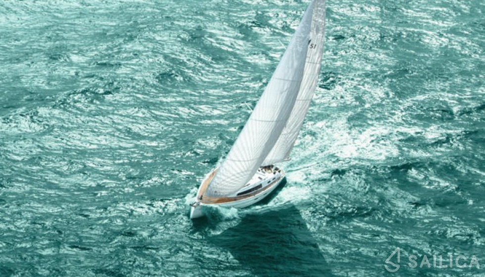 Bavaria Cruiser 51 - Sailica Yacht Booking System #4