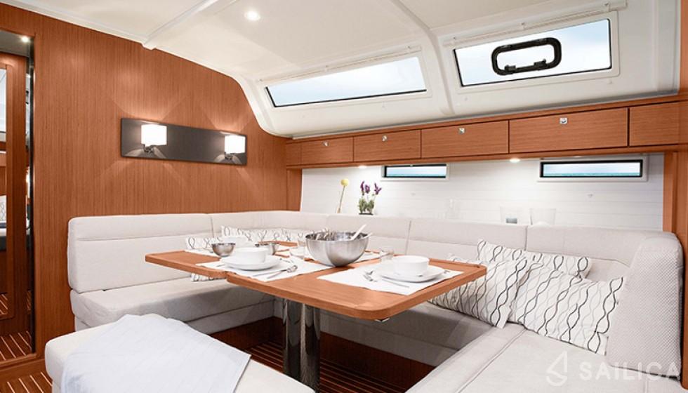 Bavaria Cruiser 51 - Sailica Yacht Booking System #15