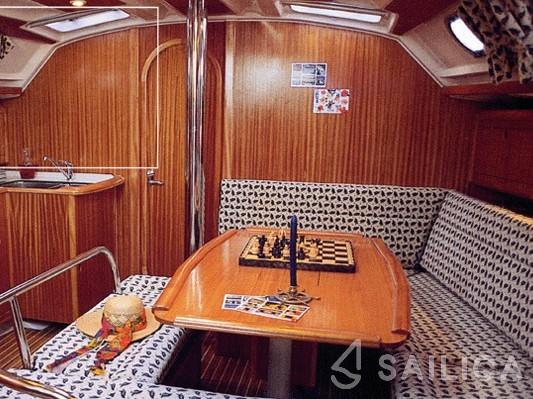Gib Sea 43 - Yacht Charter Sailica