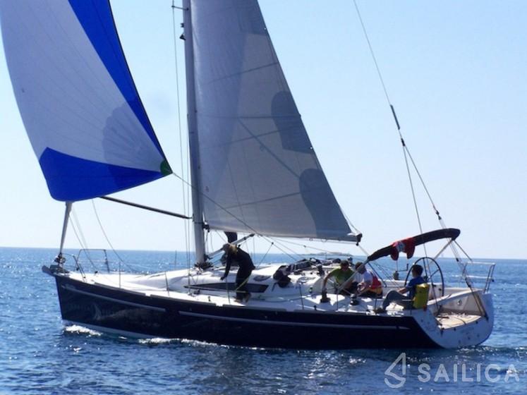 Elan 410 - Yacht Charter Sailica