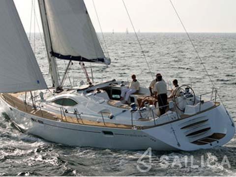 Sun Odyssey 54DS - Yacht Charter Sailica