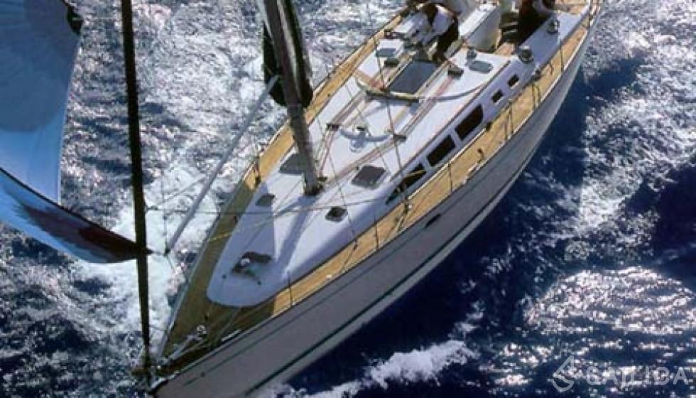 Sun Odyssey 43 in Marina de Portimao - Sailica