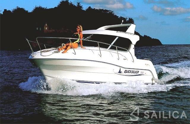 Quicksilver 750 - Yacht Charter Sailica