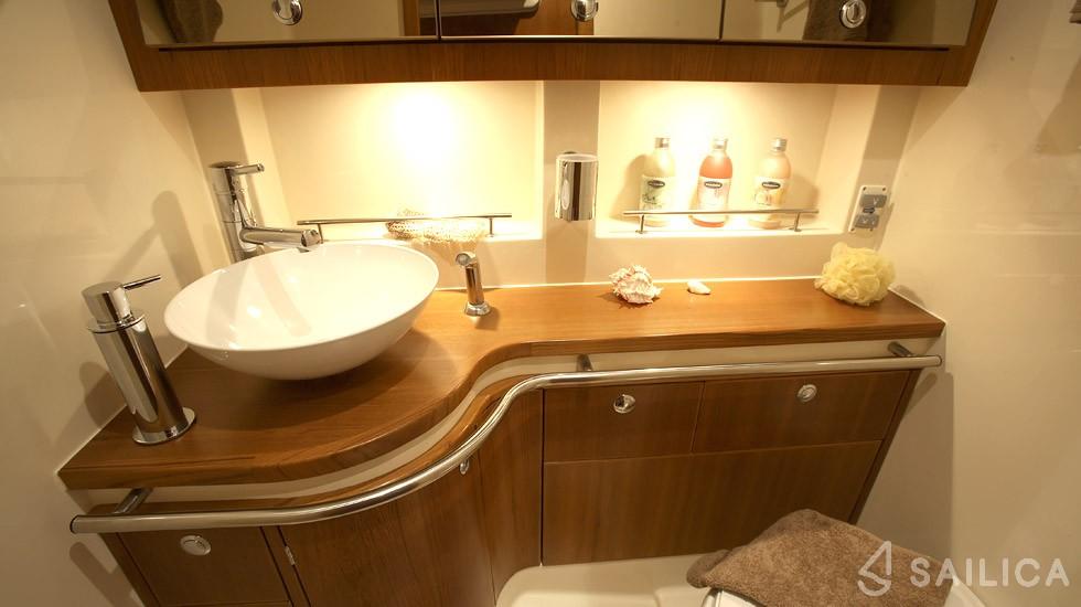 Elan 514 Impression - Yacht Charter Sailica