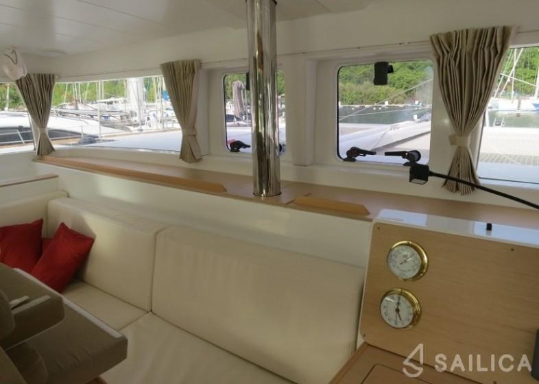 Lagoon 400 - Sailica Yacht Booking System #4