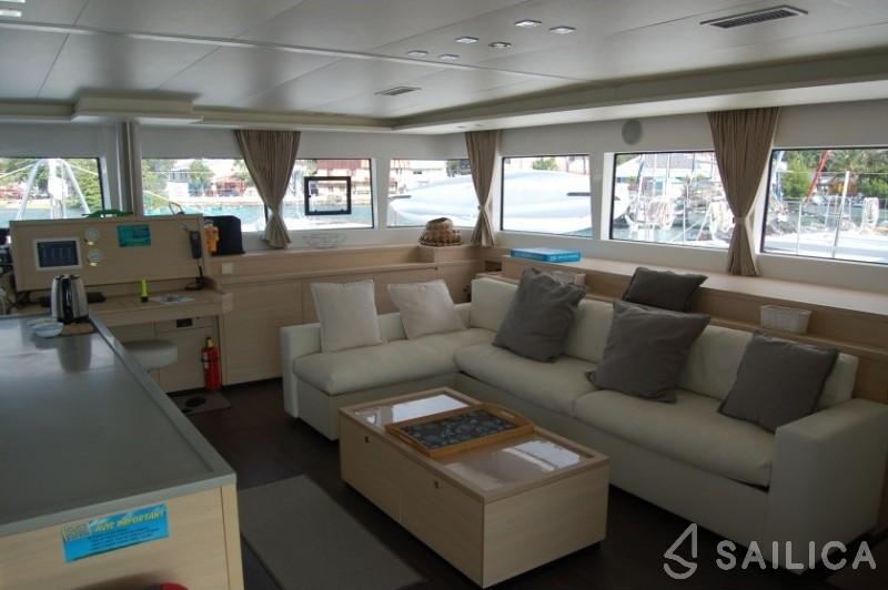 Lagoon 620 - incl. crew & full board - Sailica Yacht Booking System #5