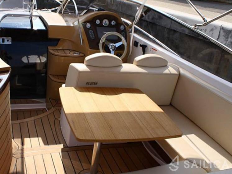 Sessa Marine S26 - Yacht Charter Sailica