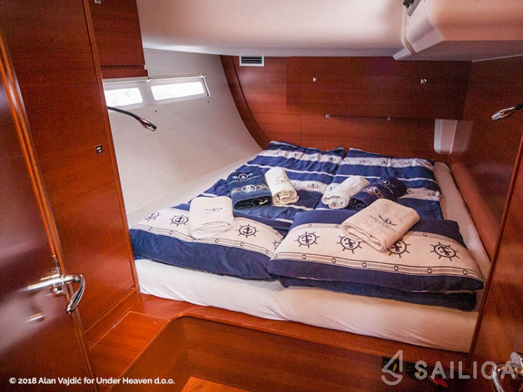 Dufour 560 Grand Large - Yacht Charter Sailica