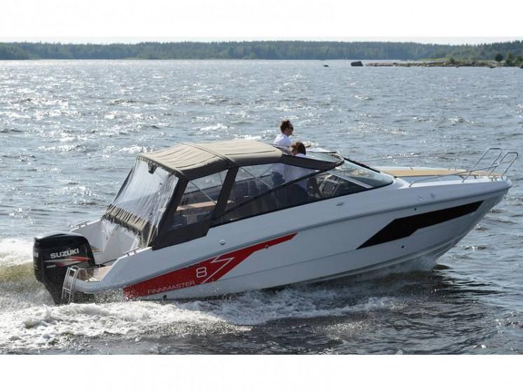 Finnmaster T8 - Yacht Charter Sailica