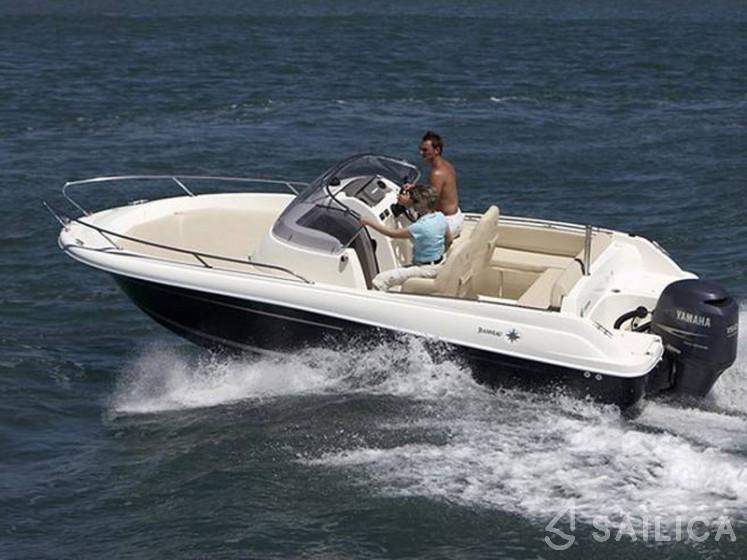 Jeanneau Cap Camarat 6.5 WA S2 - Yacht Charter Sailica