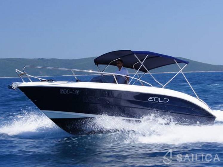 Eolo 650 - Yacht Charter Sailica