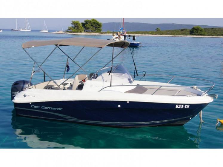 Jeanneau Cap Camarat 5.5WA S2 - Yacht Charter Sailica