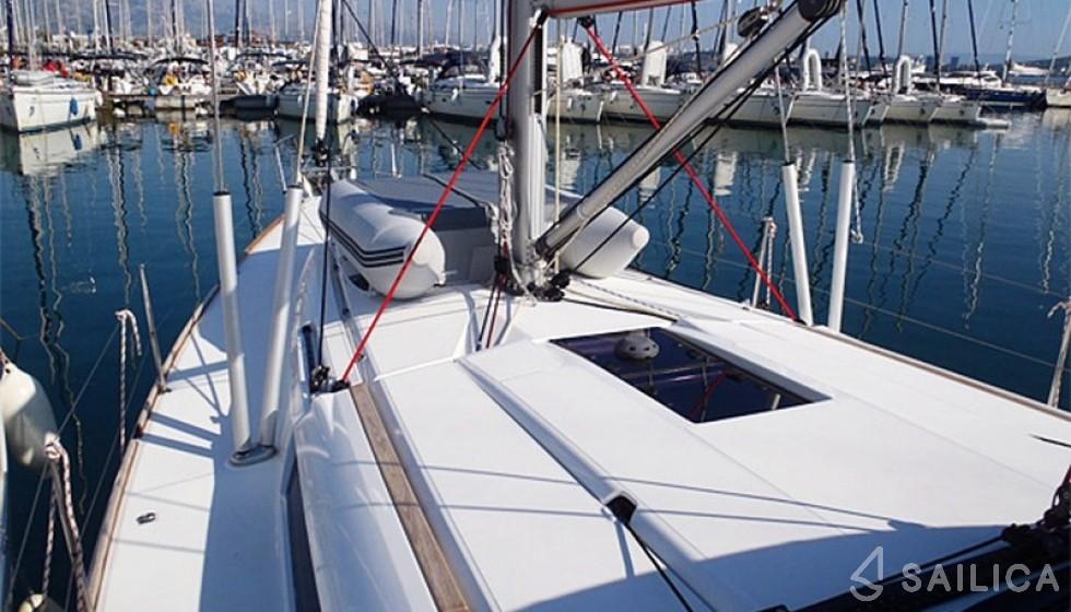 Снять Sun Odyssey 439 в Хорватия - Sailica