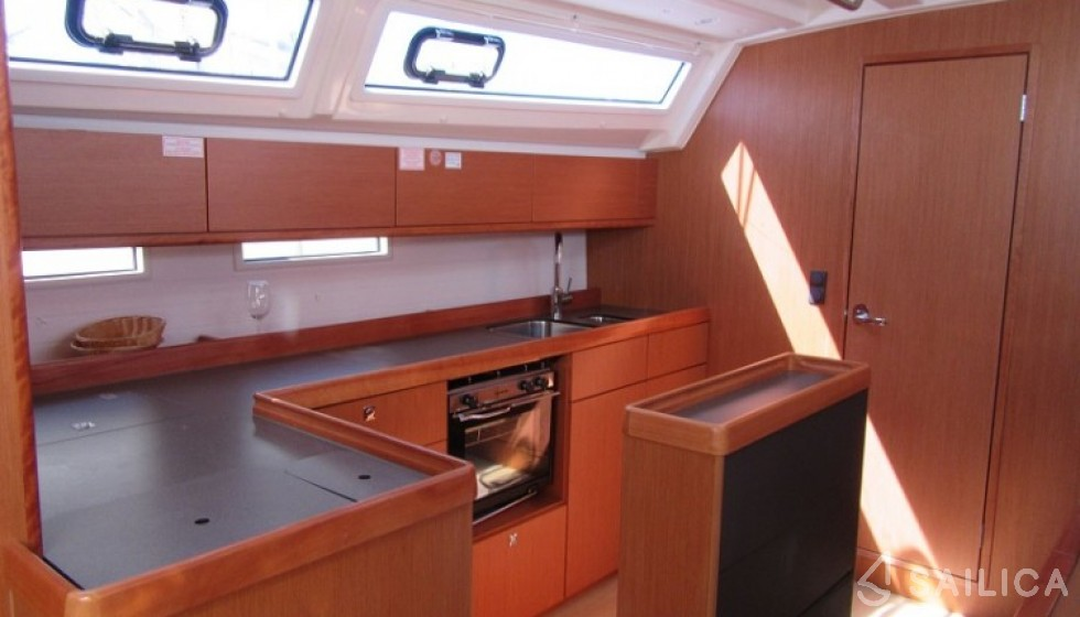 Bavaria Cruiser 46 C - Sailica Yacht Booking System #4