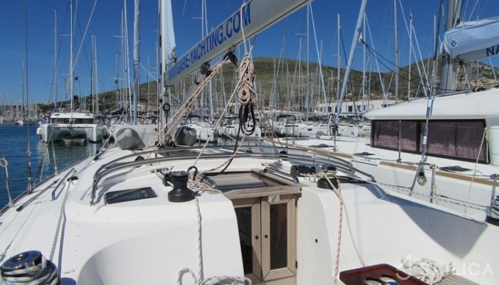 Bavaria Cruiser 46 C in Marina Baotic - Sailica