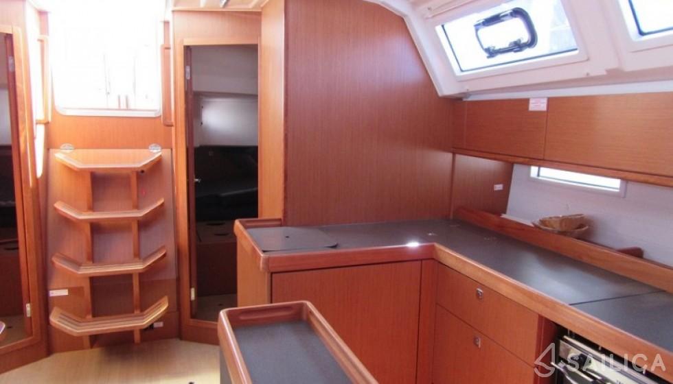 Bavaria Cruiser 46 C - Sailica Yacht Buchungssystem #5