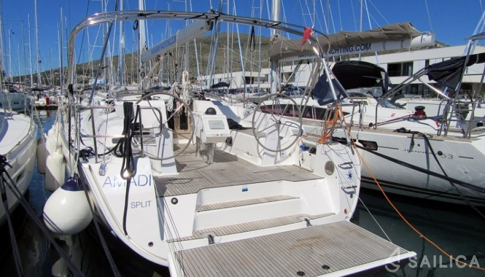 Rent Bavaria Cruiser 46 C in Croatia - Sailica