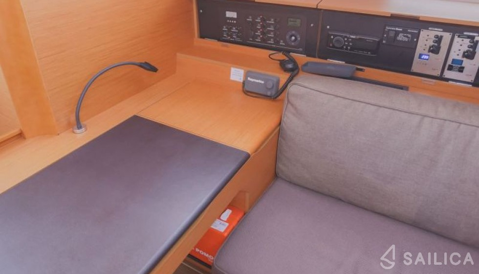 Sun Odyssey 519 - Sailica Yacht Booking System #14