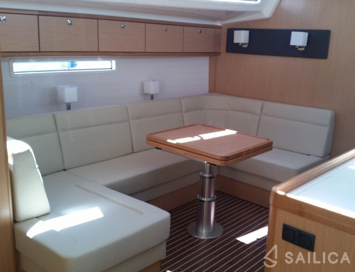 Bavaria 56 - Sailica Yacht Booking System #5