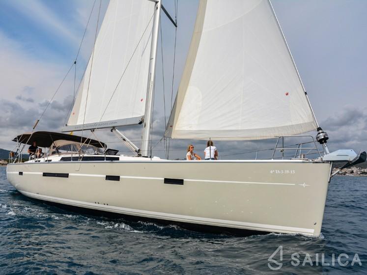 Bavaria 56 - Yacht Charter Sailica