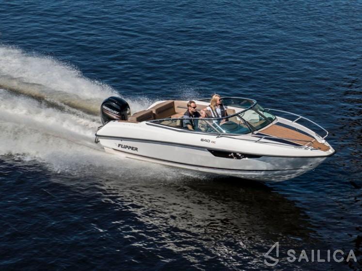 Flipper 640 DC - Yacht Charter Sailica