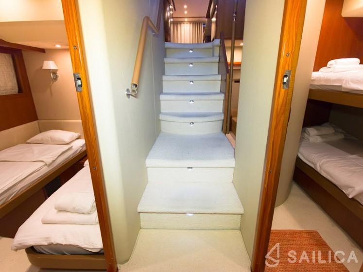 Princess 62 - Yacht Charter Sailica