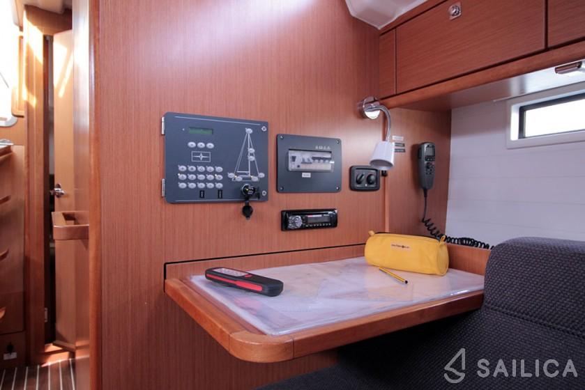 Bavaria Cruiser 37 6 - Yacht Charter Sailica