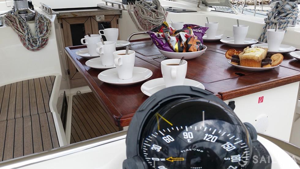 Bavaria Cruiser 50 - Yacht Charter Sailica
