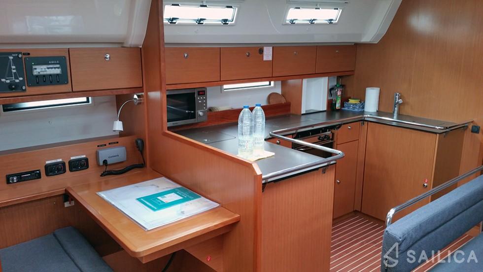 Bavaria Cruiser 50 in Club Nautic Arenal - Sailica